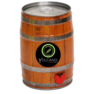 Birra Vulcano Gluten Free 5LT