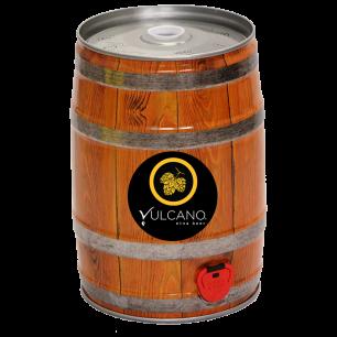 Birra Vulcano Bionda Lager 5LT